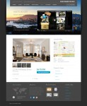 Video Landing Page Layout