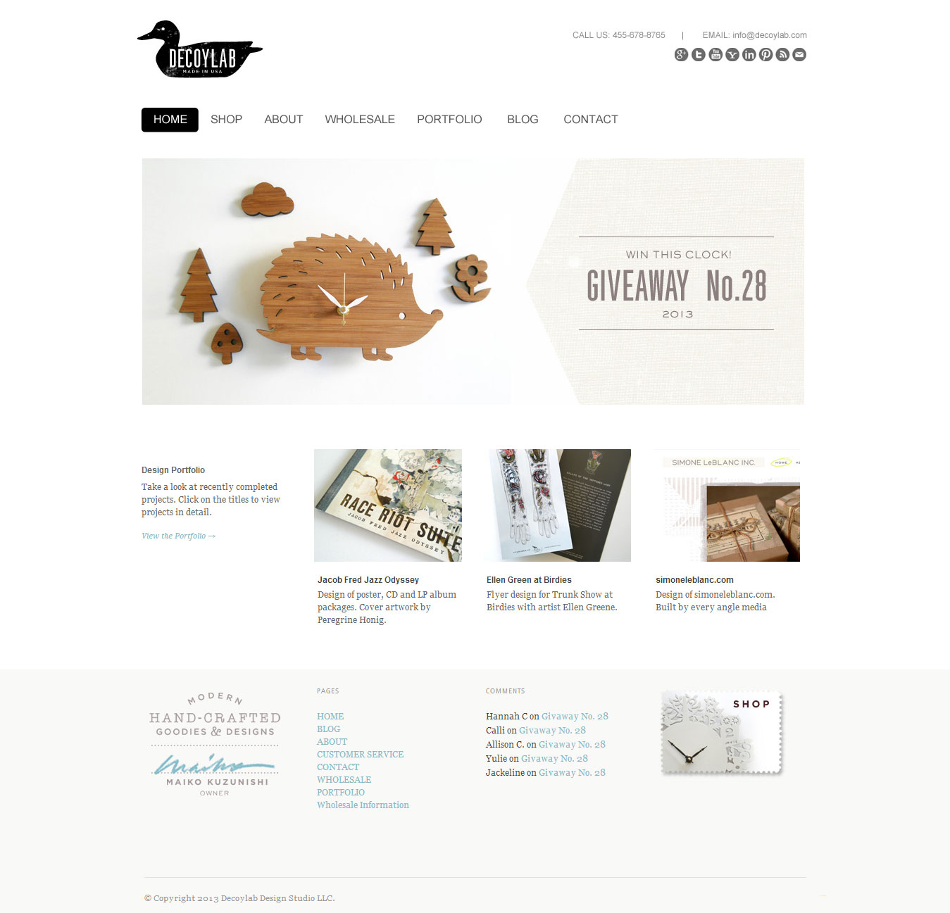 Weebly Templates & Themes for E-Commerce Online Shops