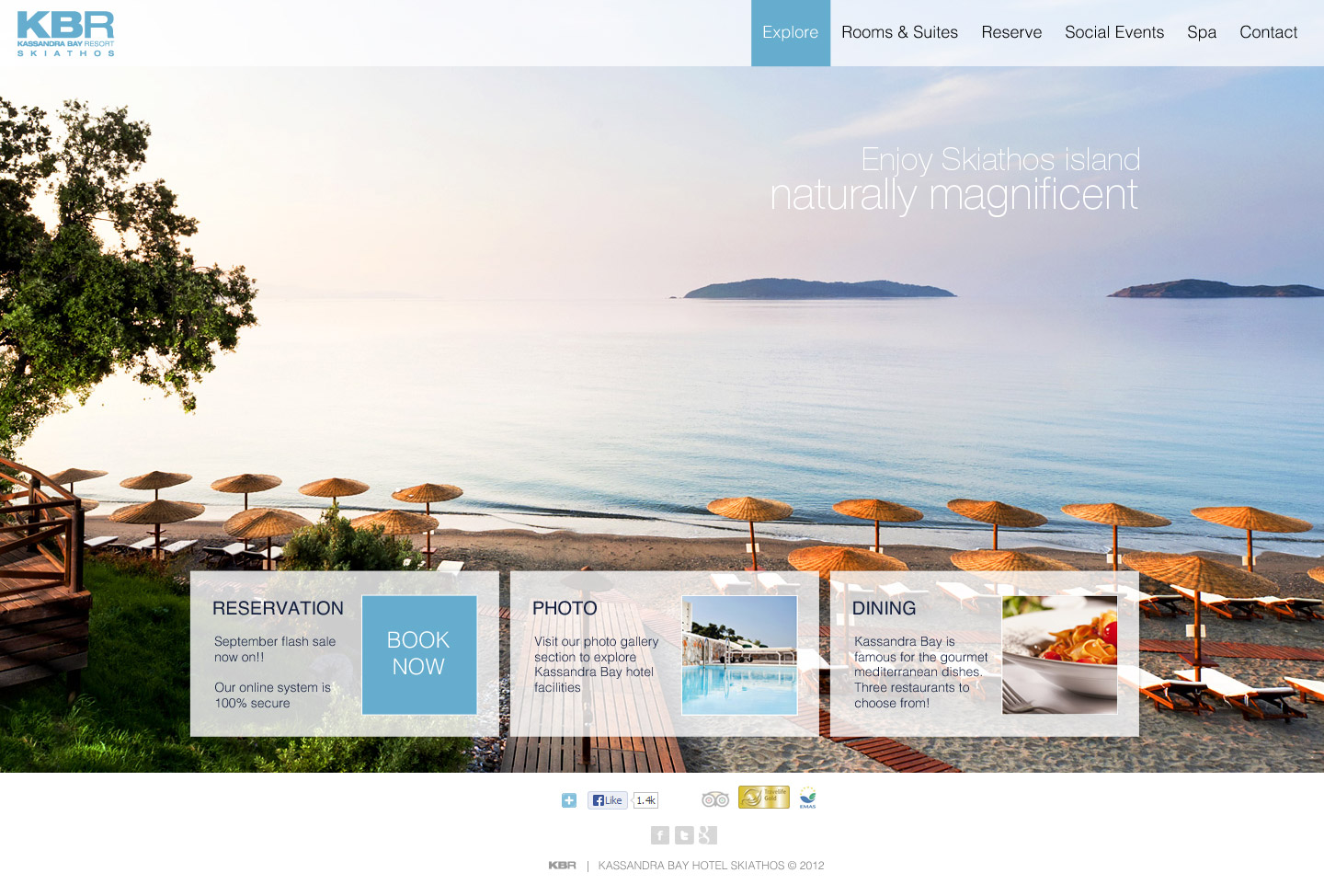 Weebly Templates & Themes for Hotel & Travel Business